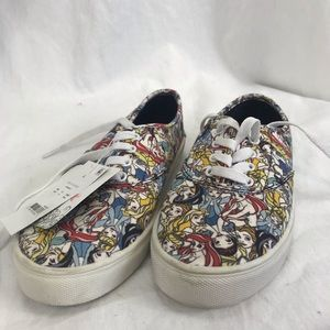Disney Princess Sneakers New with Tags Size 6